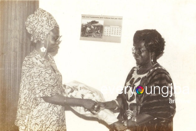 FamilyPlanning (PPAG) and Mothers Union