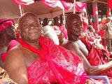 Ga Mantse Funeral
