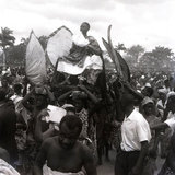 Independence in Ghana, March 1957