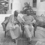Meditation in Ghana